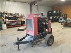 Case IH 6590T Power Unit With Generator