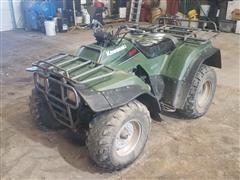2002 Kawasaki 300 4X4 ATV