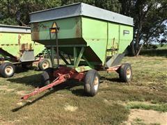 Parker 250 Bu Gravity Wagon W/Extensions