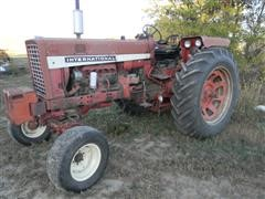 Case IH 656 Tractor