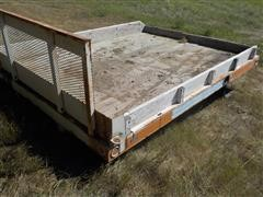 Omaha Standard Flat Bed For Truck