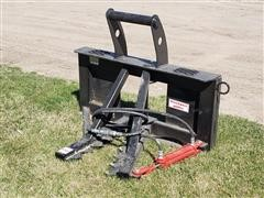 2020 Industrias America Tree/Post Puller Skid Steer Attachment