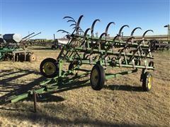 John Deere Spring Tooth Harrow