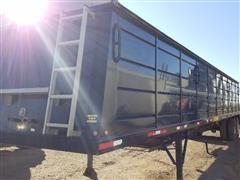 2011 Maurer 42' T/A Grain Trailer