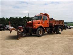 2002 Sterling L7501 S/A Plow/Two-Way Dump Body