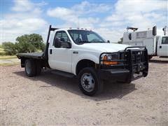 2000 Ford F-450 Flatbed Pickup