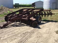 Case 16' Plowing Disk