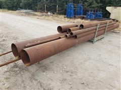 Round Steel Tubing/Bar Stock