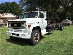 1985 GMC C70 Cab And Chassis