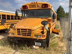 2004 Blue Bird Vision 65 Person School Bus