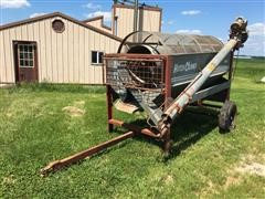 Hutchinson C-1600 Rotary Seed Cleaner