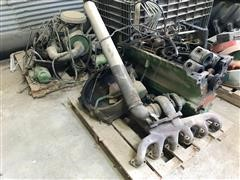 John Deere Irrigation Engine Parts