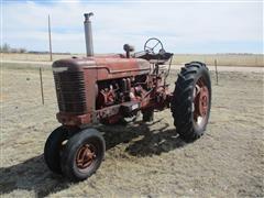 1950 Farmall MD 2WD Tractor