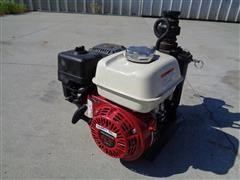 "2016 Hypro 2"" Transfer Pump W/Honda GX 160 Gas Engine"