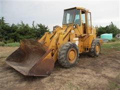 Fiat-Allis FR10 Wheel Loader