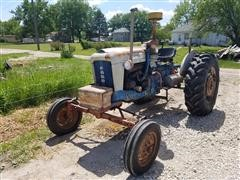 1962 Ford 4000 2WD Tractor