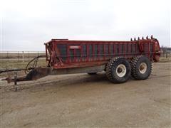 2012 Spread-All TR20T T/A 20 Ton Manure Spreader