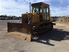 Caterpillar D6D Crawler Dozer