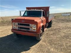 1968 Chevrolet CE5 Flatbed Truck W/Side Boards