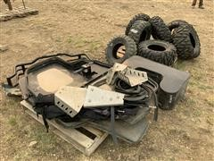 Polaris UTV Cab, Parts, & Tires