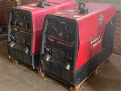 Lincoln Electric Ranger 250 GXT Multi-Process Welder/Generators