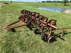 Allis-Chalmers 4 Row Cultivator