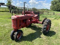 Farmall B 2WD Tractor