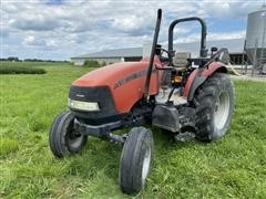 2003 Case IH JX95 Utility Tractor