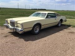1976 Lincoln Continental Mark IV 2 Dr Coupe