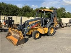 2014 John Deere 310K EP 2WD Loader Backhoe