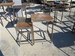 Tall Welding Tables & Frames