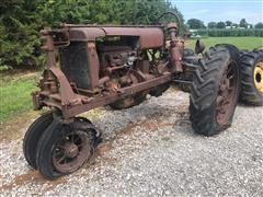 McCormick-Deering International Farmall 2WD Tractor