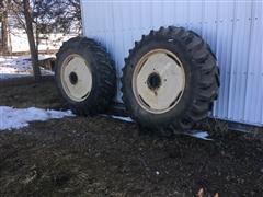 Goodyear 18.4-38 Tires & Rims