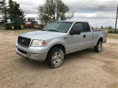 2004 Ford F150 XLT 4X4 Extended Cab Pickup