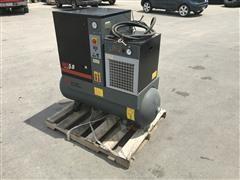 2005 Chicago Pneumatic QRS 5.0 Rotary Air Compressor