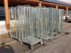 Cannon 12-99MN830408113 Heavy Duty Roller Carts/Storage Racks