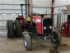 Massy Ferguson 11F 261 Tractor