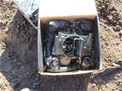 Holly 4 Barrel Carburetors
