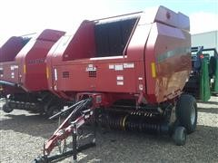 2006 Case International RBX563 Round Baler