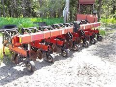 "Sukup 600 High Clearance 6R30"" Cultivator W/Folding Hillers"