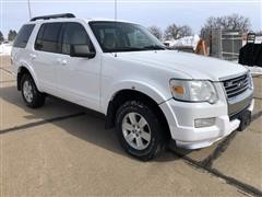 2009 Ford Explorer 4x4 SUV