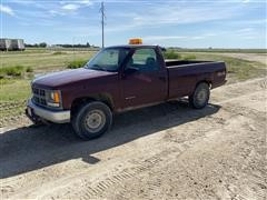1998 Chevrolet K1500 4x4 Pickup