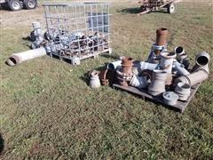Aluminum Irrigation Parts & Fittings