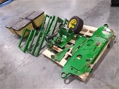 John Blue Liquid Fertilizer Piston Pump & Parts