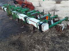KMC 6-Row Cultivator