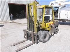 Used Forklifts - Rough Terrain