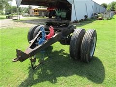 Fifth Wheel Trailer Dolly