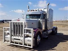 2001 Peterbilt 379 T/A Truck Tractor