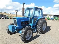 1981 Ford 5600 MFWD Tractor