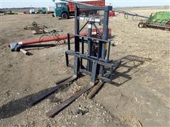 DU-AL 40 3-Pt Hitch Forklift